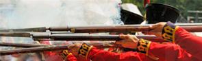 muskets