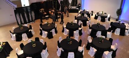 Markham Museum Main Gallery Banquet