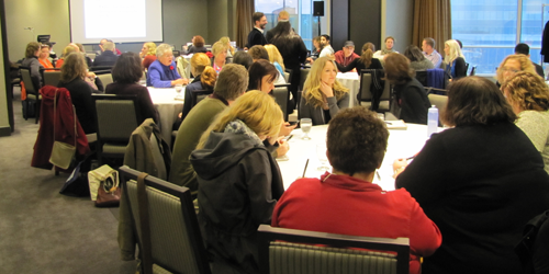 Knowledge Sharing Roundtables