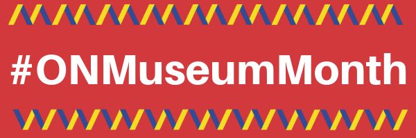 #ONMuseumMonth