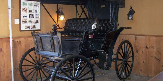 Arabella Williams' Carriage