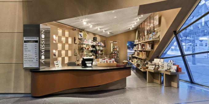 Bata Shoe Museum Gift Shop