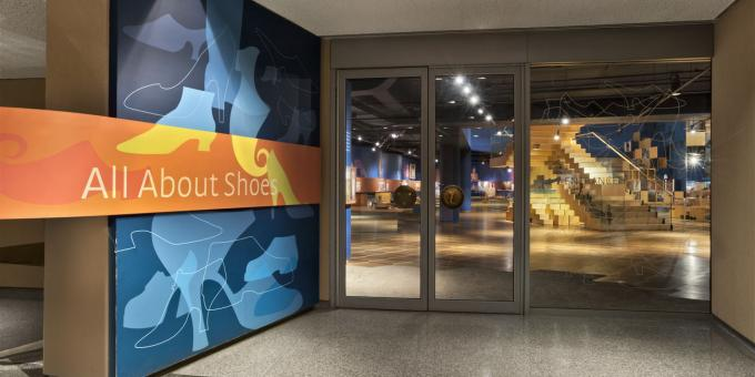 All About Shoes - Bata Shoe Museum