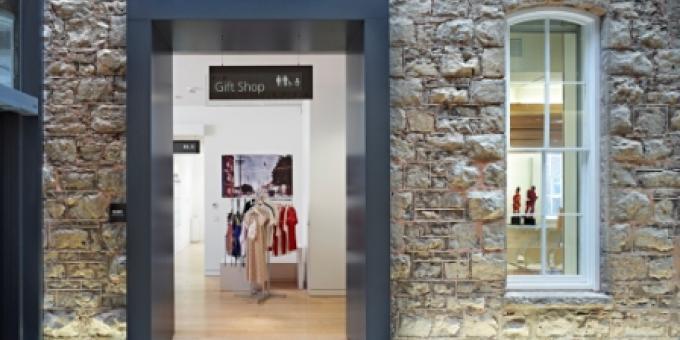 Gift Shop Entrance