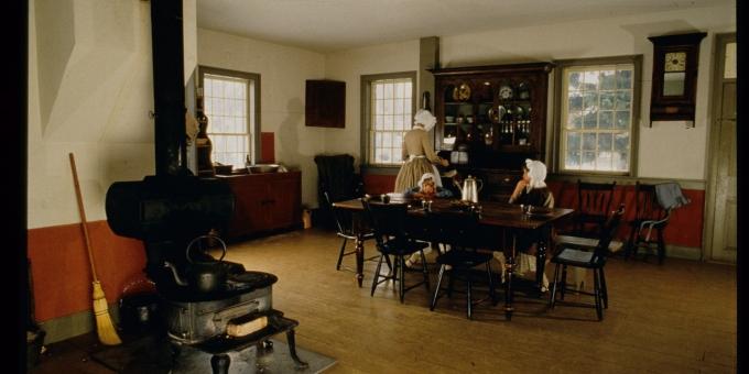 Schneider Haus - Sitting Room