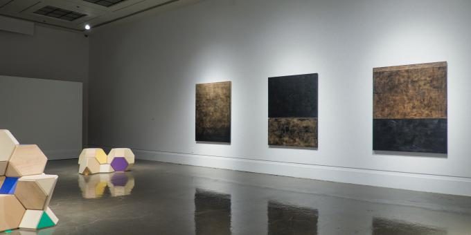 Form, Colour, Line, March 6 - April 17, 2014, Art Gallery of Mississauga. Photo by Janick Laurent.