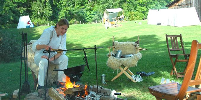 Back to the Basics - Pioneer Life Day