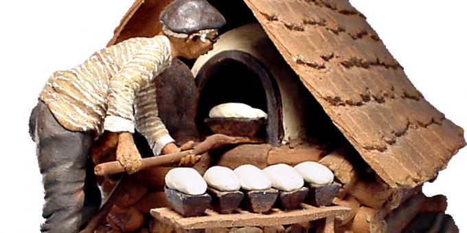 Sculpture de le père Lemieux au Centre franco-ontarian de folklore