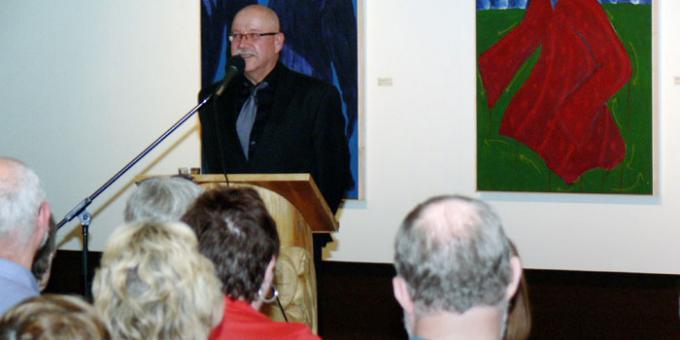 Damon Dowbak Artist Talk