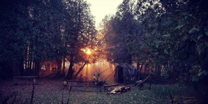 Aabnaabin Camp