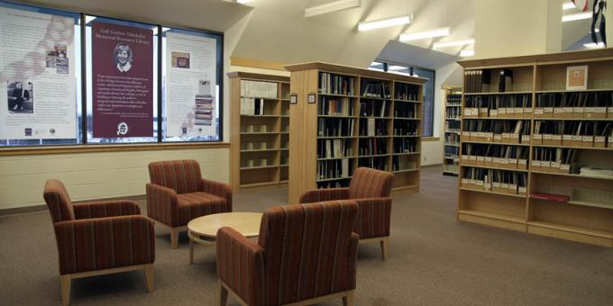 Gail Guthrie Valaskakis Memorial Library