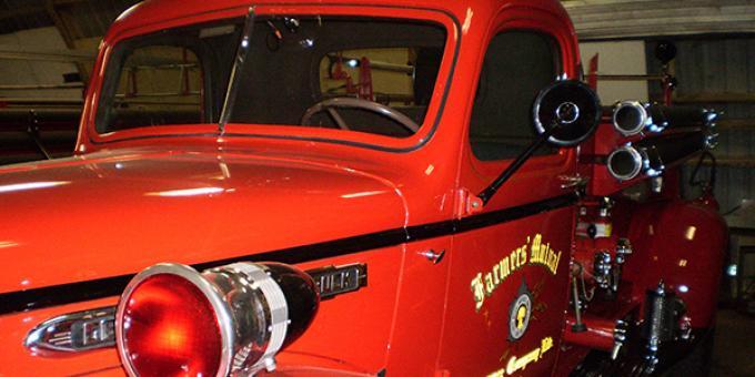 1941 GMC Fire Truck