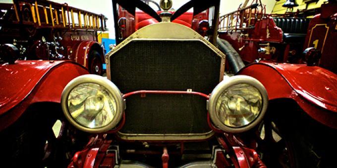 1926 Godfredson Fire Truck