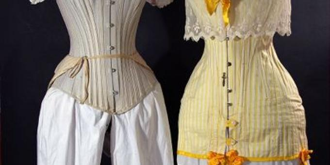 Waist Management: A History of Unmentionables