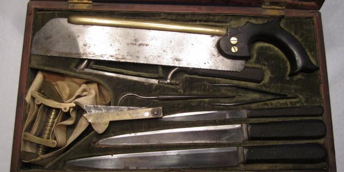 Amputation Kit  c. pre - 1861