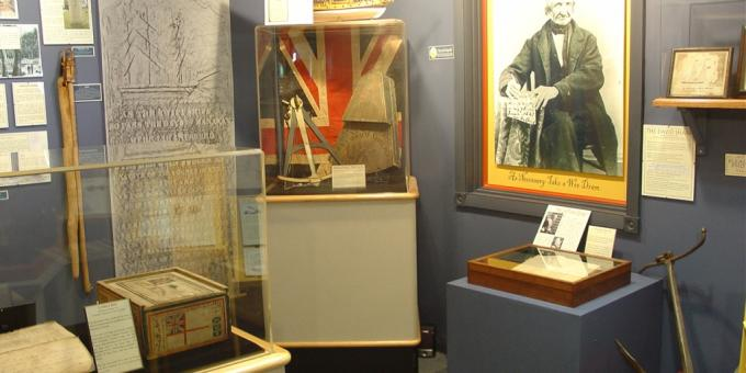 Capt. Alexander MecNeilledge Exhibit 2007