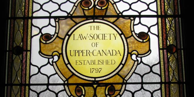Osgoode Hall (The Law Society of Ontario)