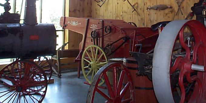 Huron County Museum - Agricultural Gallery