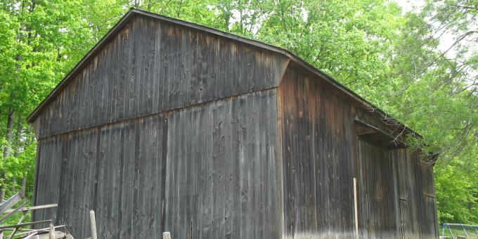 Jeffery Barn