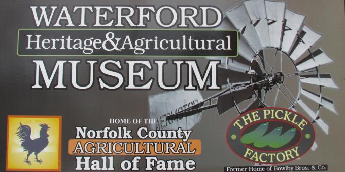 Waterford Heritage & Agricultural Museum