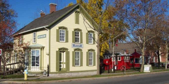 Port Colborne Historical and Marine Museum