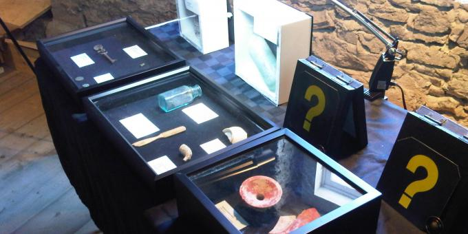 Artifacts & Mystery Boxes