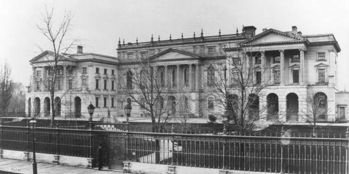 Osgoode Hall en 1868