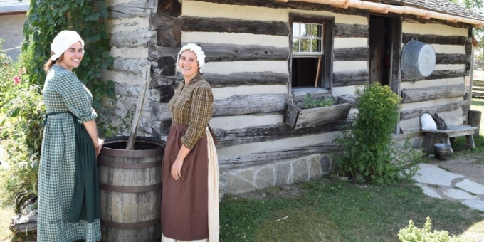 Moreston Heritage Village