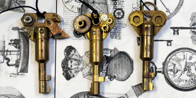 Steam Punk Summer Art Camp