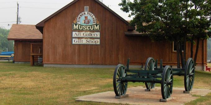 Timber Village Museum