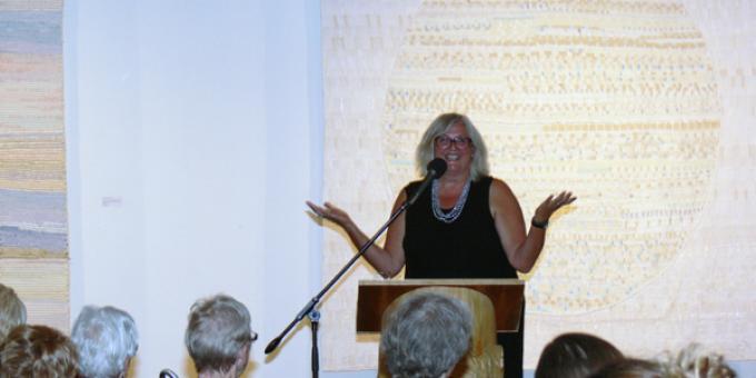 Judy Martin Artist Talk