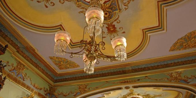 Ceiling Frescos