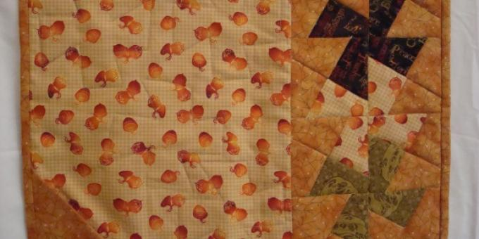 Quilting with Linda