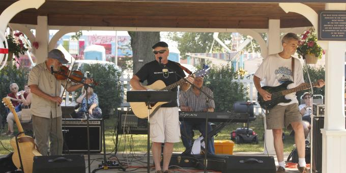 Live Music at the Pavilion