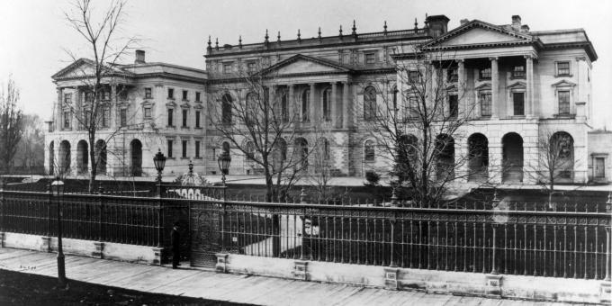 Osgoode Hall, 1868