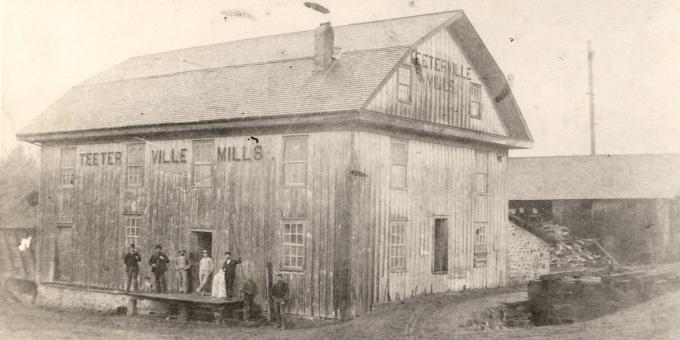 Teeterville Mills