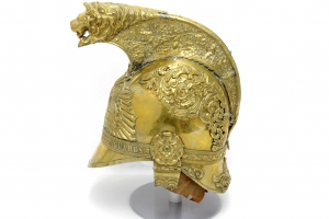 First King's Dragoon Guard Helmet