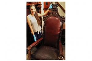 Judicial Chair