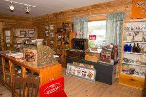 Inside Look Of The Cloyne Pioneer Museum