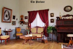 Parlour Scene