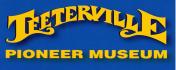 Teeterville Pioneer Museum Logo