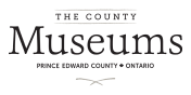 The County Museums Logo - Prince Edward County Ontario