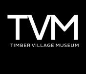 TVM: Timber Village Museum logo