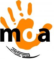 MOA- Hand Logo