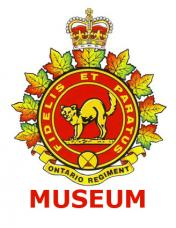 The Ontario Regiment RCAC Museum
