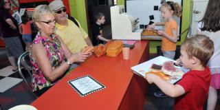Hamilton Children's Museum, Doo Wop Diner, Interactive Learning, Wednesday Wigglers, Imagination, Family Friendly