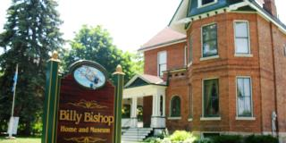 Bishop House: Museum, Archives & National Historic Site