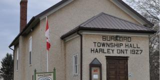 View of the Burford Township Museum and Archives