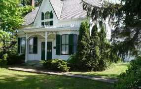 Erland Lee Museum Home, a National Historic Site of Canada