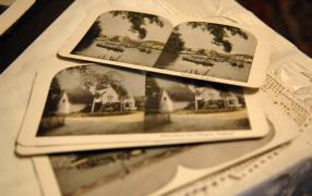 Stereoscope Cards
